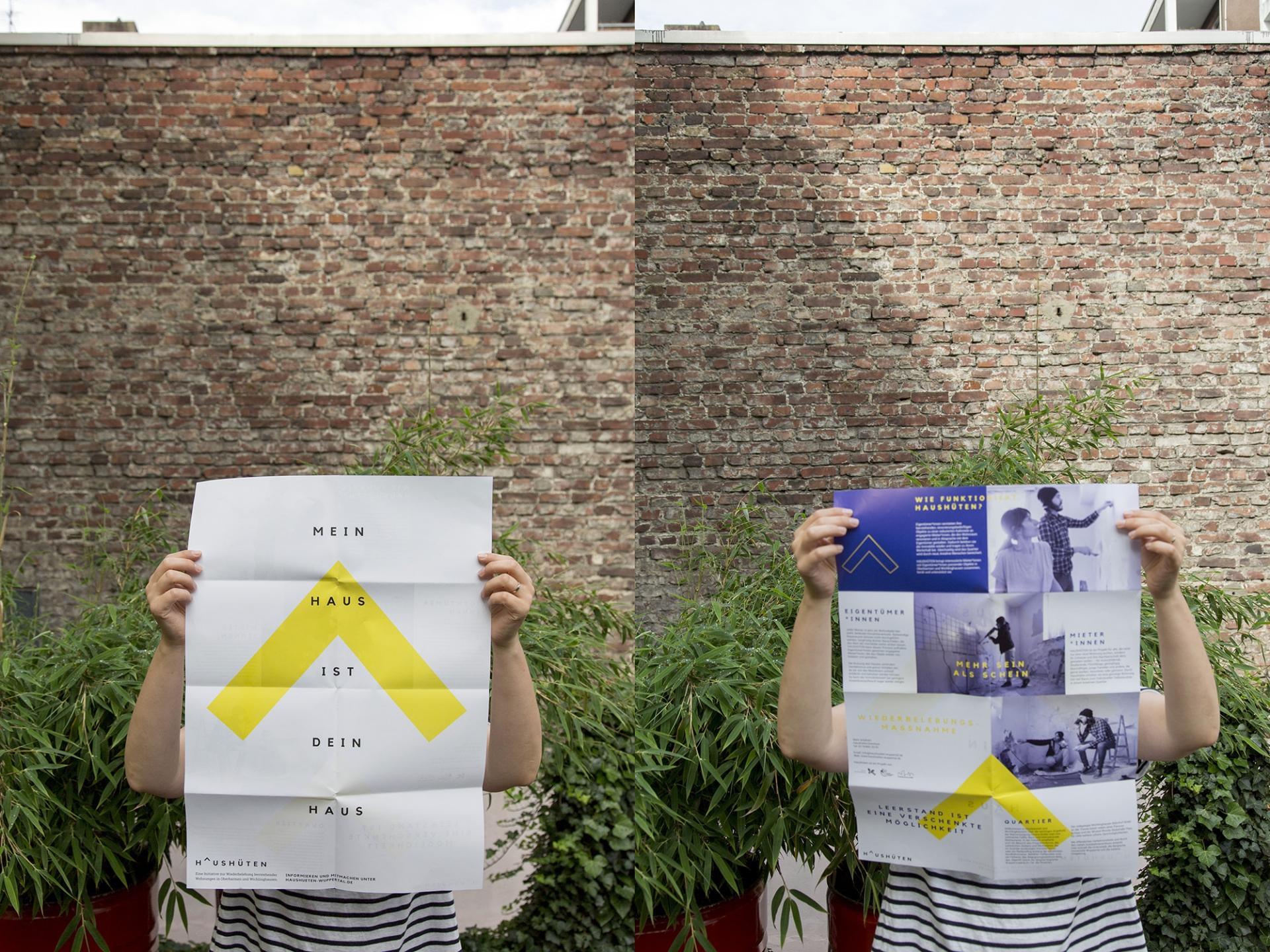 BüroBayer – Grafikdesign, Webdesign, Corporate Design aus Dortmund - Büro für Gestaltung ⤷ Haushüten