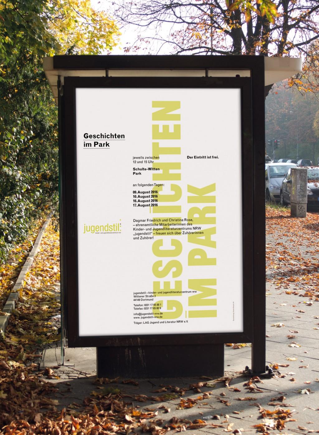 BüroBayer – Grafikdesign, Webdesign, Corporate Design aus Dortmund - Büro für Gestaltung Jugendstil NRW