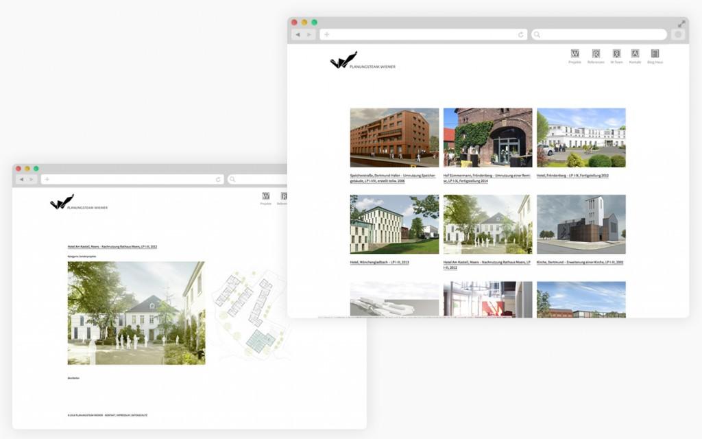 BüroBayer – Grafikdesign, Webdesign, Corporate Design aus Dortmund - Büro für Gestaltung Planungsteam Wiemer
